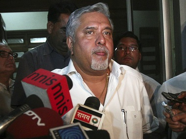Vijay Mallya. Reuters file photo