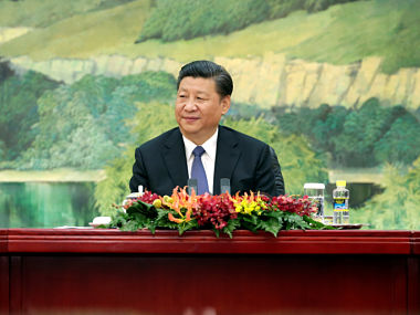 File image of China's president Xi Jinping. Reuters