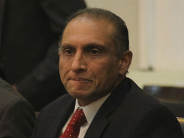File image of Aizaz Ahmad Chaudhry. Getty Images