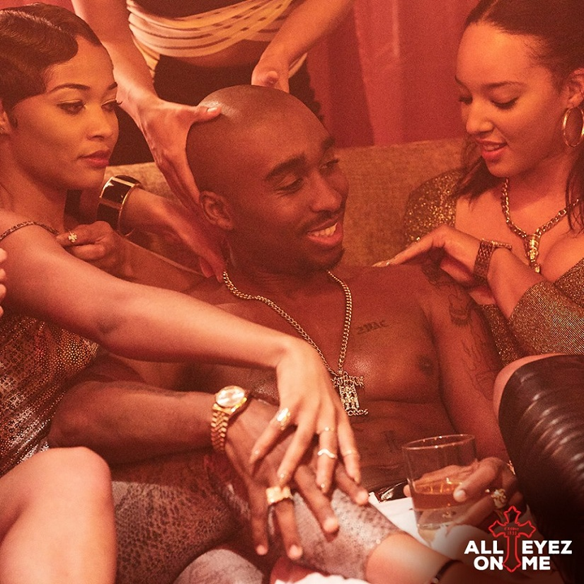 A still from All Eyez on Me. Image from Facebook