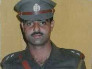 File image of DSP Ayub Pandith. Image procured by author