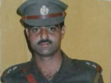 Jammu and Kashmir Police DSP Mohammed Ayub Pandith. Image courtesy Jammu and Kashmir Police