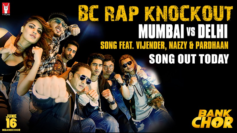 The 'BC Rap Knockout' from Bank Chor
