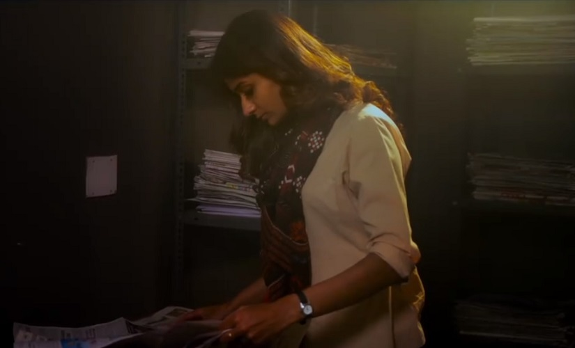 A still from the trailer of Careful. Youtube screengrab