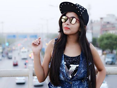 Dhinchak Pooja. Image from Facebook