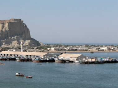 A general view of the old port in Gwadar, Pakistan (representational photo). Reuters