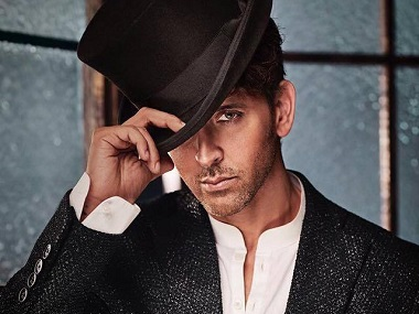 Hrithik Roshan. Image from Facebook