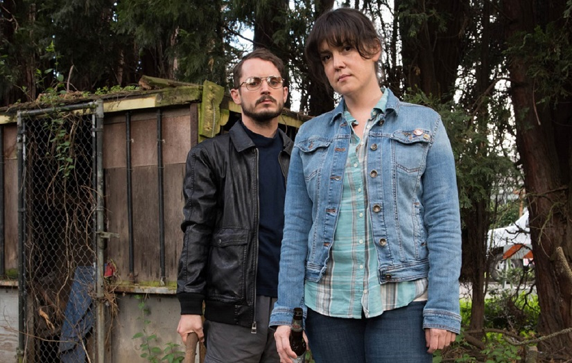 Still from Netflix's 'I Don't Feel At Home Anymore'