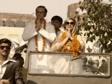 Stills from Madhur Bhandarkar's Indu Sarkar. YouTube screengrabs