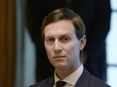 File image of Jared Kushner. Getty Images