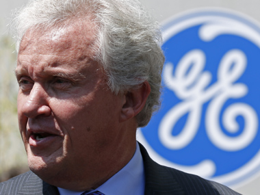 File image of General Electric Chairman and CEO Jeffrey Immelt. Reuters