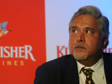 File image of Vijay Mallya. AFP