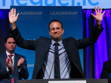 File image of Leo Varadkar. AP