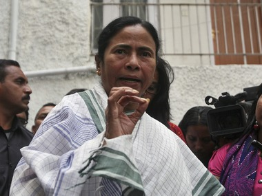 File image of Mamata Banerjee. Reuters