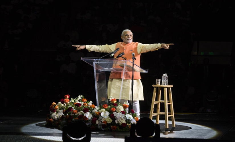 Modi's address to Indian diaspora from McLean VA scheduled for 11:30 pm IST Sunday June 25/ Reuters