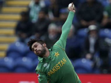 Mohammad Amir has bowled a consistently in ODIs. AFP