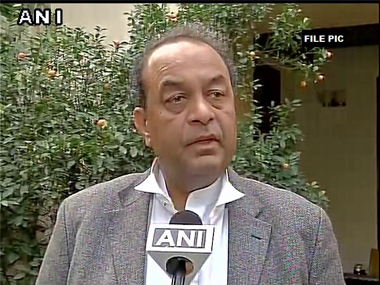 File image of Attorney-General Mukul Rohtagi. Twitter @ANI_news