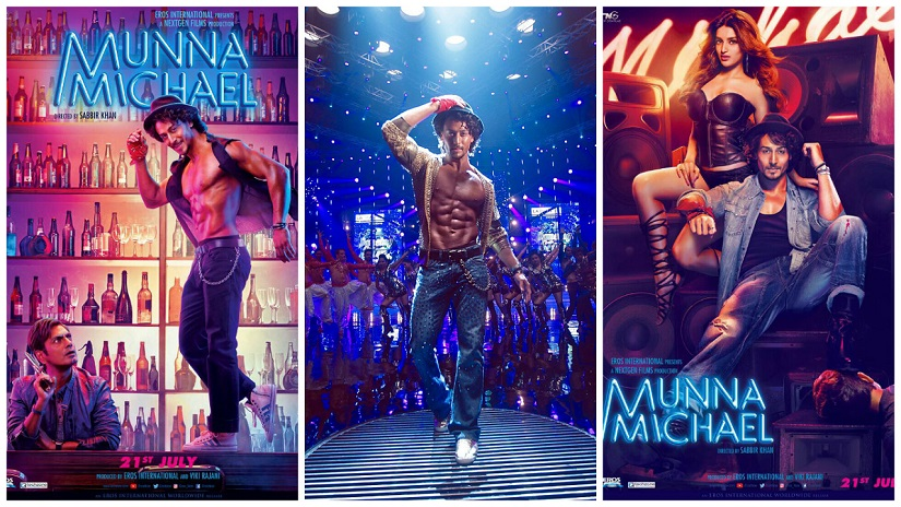 Posters of Munna Michael