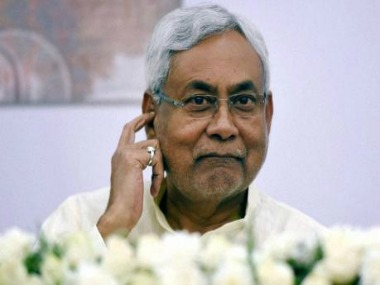 File image of Nitish Kumar. Image courtesy: News18