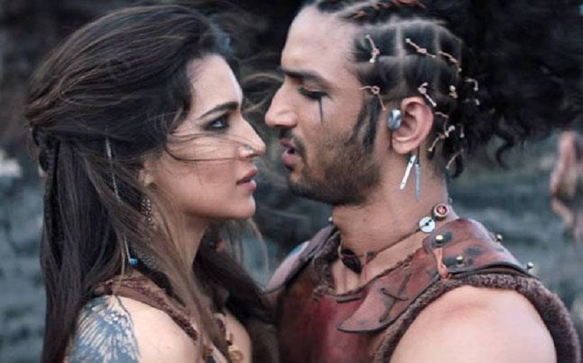 Still from 'Raabta'