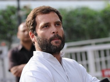 File image of Rahul Gandhi. AFP