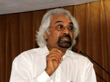 File image of Sam Pitroda. AFP