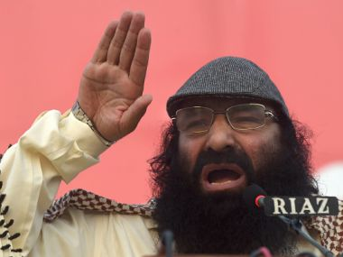 File image of Syed Salahuddin. News18