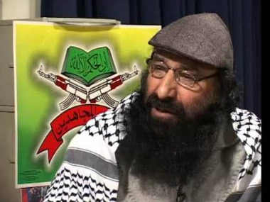 File image of Syed Salahuddin. Screen grab from Youtube
