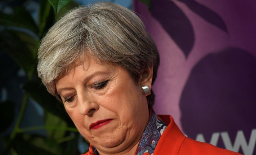 Theresa May cocktails were in the lead on election night, even if early results suggested the British prime minister could lose her overall parliamentary majority. Reuters
