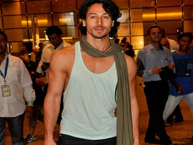 Tiger Shroff. News 18