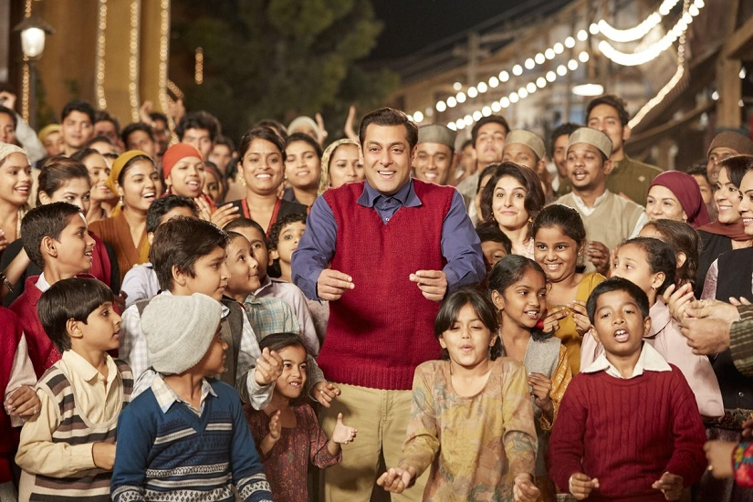 Salman Khan in Tubelight. Image via Twitter