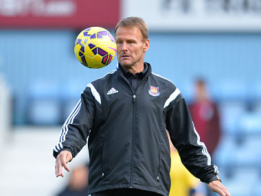Teddy Sheringham in this file photo. AFP