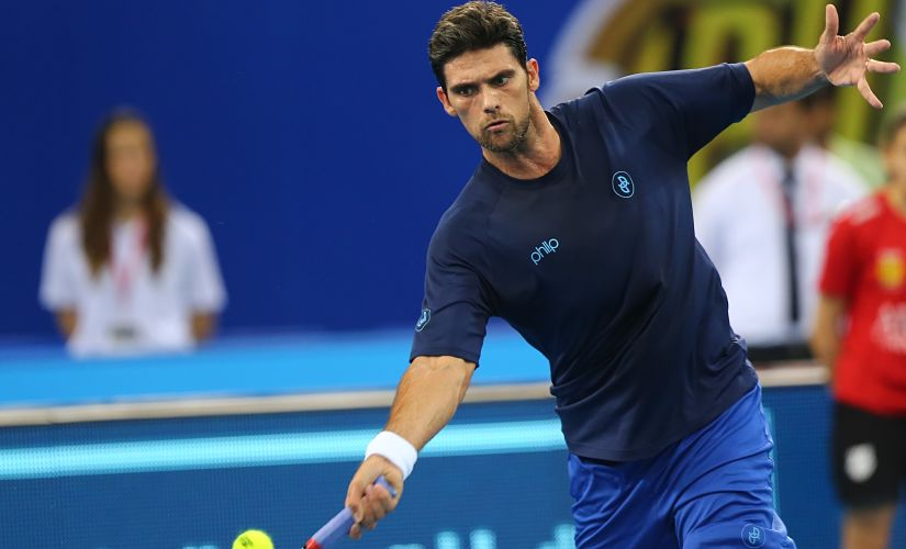 Mark Philippoussis in this file photo. AFP