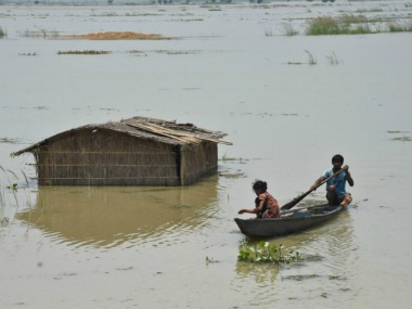 Close to 12 lakh people in 24 districts of Assam continued to reel under floods as the death toll reached 60 in the state on Saturday. Reuters