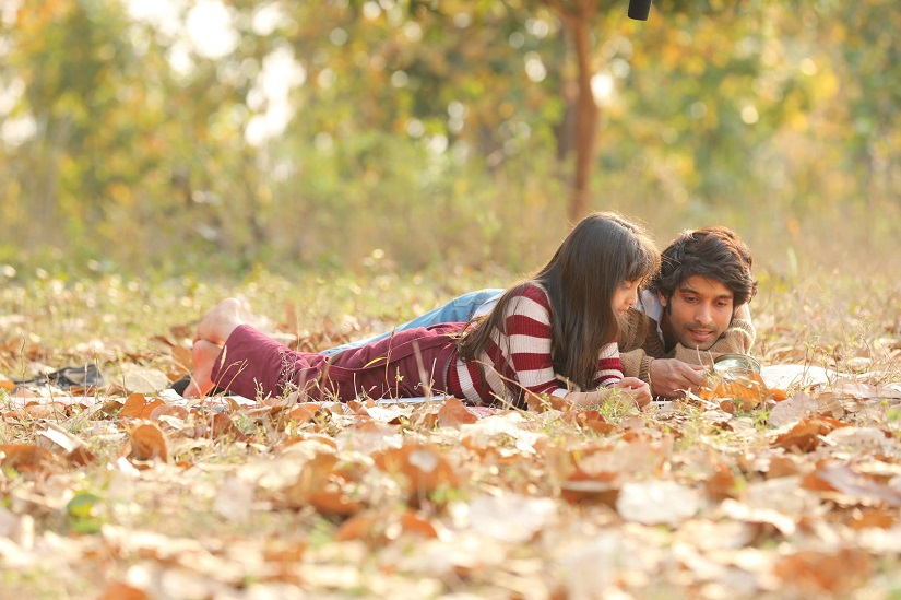 Vikrant Massey in a still from A Death In The Gunj. Image from Facebook