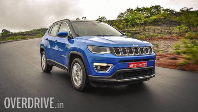 Over bad roads, the Jeep Compass while happily absorb ruts and potholes without complaint and it also feels quite rugged.