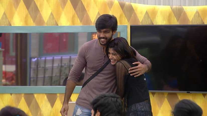 Aarav and Oviya's budding romance is already among the highlights of this season of Bigg Boss Tamil