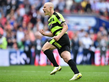 File image of Aaron Mooy. AFP