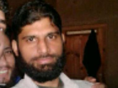 File image of LeT militant Abu Ismail, who is the suspected mastermind of the Amarnath Yatra attack. News18