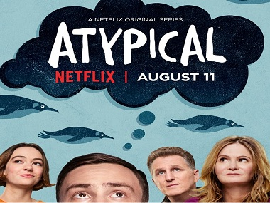 Netflix's Atypical. Image via Facebook