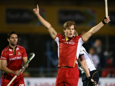 Belgium outplayed Germany in the final. Credits: twitter.com/@FIH_Hockey