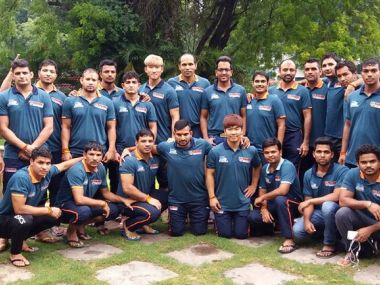 File image of Bengal Warriors. Image Courtesy: Twitter/@BengalWarriors