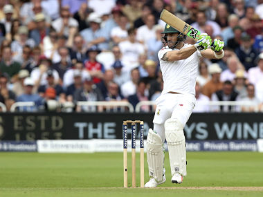 South Africa's Faf du Plessis said his side went back to basics to bounce back in the second Test. AP