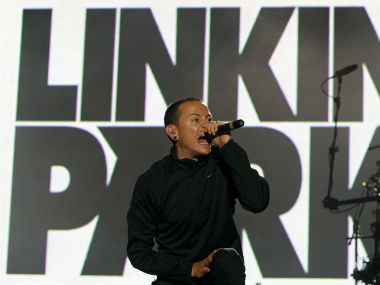 File image of Chester Bennington. Reuters