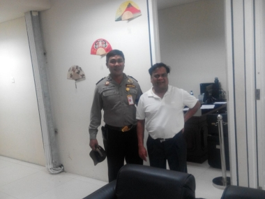 Chhota Rajan after his arrest in 2015. Image courtesy: Interpol