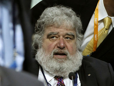 File image of former FIFA executive member Chuck Blazer. Reuters
