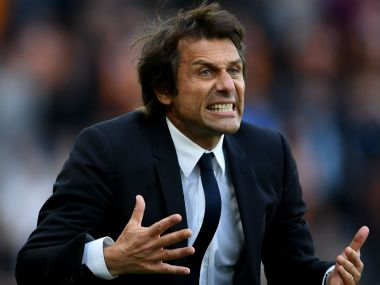 File image of Antonio Conte. Getty Images