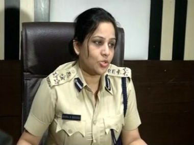 File image of D Roopa. News18