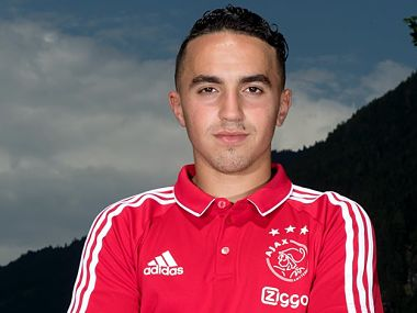 Ajax's Abdelhak Nouri suffered serious and permanent brain damage after collapsing over the weekend. Image courtesy: Twitter: @