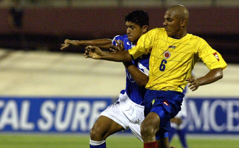 Denilson (L) failed to make any appearance for Brazil's senior team despite leading their U-17 team at 2005 U-17 World Cup. Reuters